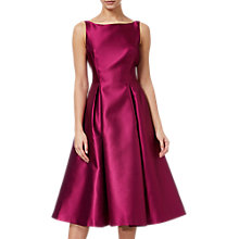 Buy Adrianna Papell Sleeveless Tea Length Dress Online at johnlewis.com