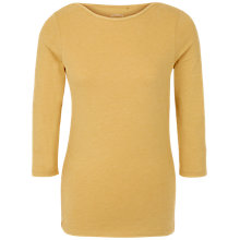 Buy Fat Face Natasha Three Quarter Length Sleeve T-Shirt Online at johnlewis.com