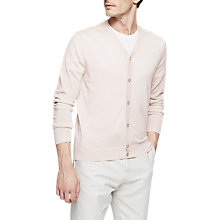 Buy Reiss Hampstead Wool Cardigan Online at johnlewis.com