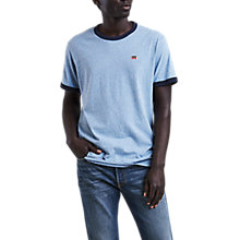 Buy Levi's Bernal Ringer T-Shirt Online at johnlewis.com
