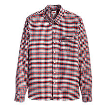 Buy Levi's Sunset 1 Pocket Shirt, Cherry Bomb Online at johnlewis.com