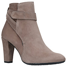 Buy Kurt Geiger Tobias Block Heel Ankle Boots Online at johnlewis.com