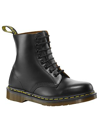 7eac6dbf786 Dr Martens Made In England 1460 Vintage Lace Up Boots