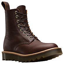 Buy Dr Martens Pascal 8 Eye Lace Up Boots Online at johnlewis.com
