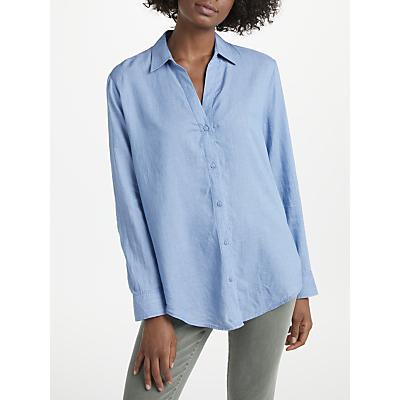 NYDJ Long Sleeve Lyocell Shirt, Tranquil