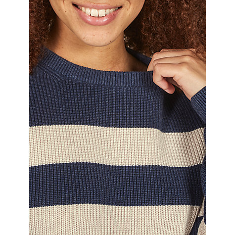 Buy Fat Face Cally Striped Jumper Online at johnlewis.com