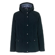 Buy Fat Face Anglesey Quilted Jacket, Navy Online at johnlewis.com