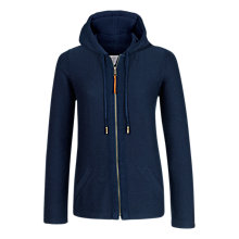 Buy Fat Face Hemsby Hoodie, Navy Online at johnlewis.com