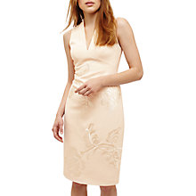 Buy Phase Eight Ruby Embroidered Dress, Cream Online at johnlewis.com