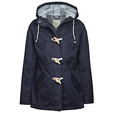 Buy Fat Face Roseanne Jacket, Navy Online at johnlewis.com