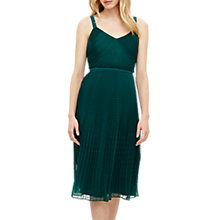 Buy Phase Eight Pascale Dress, Green Online at johnlewis.com