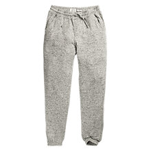 Buy Fat Face Weston Lounge Joggers, Grey Marl Online at johnlewis.com