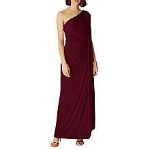 Buy Phase Eight Winnie One Shoulder Maxi Dress Online at johnlewis.com