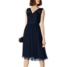 Buy Phase Eight Romy Tulle Dress, Navy Online at johnlewis.com