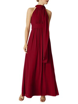 Phase Eight Roxi Halterneck Maxi Dress