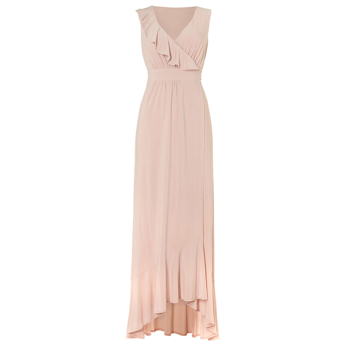 Phase Eight Neona Maxi Dress, Pink Petal At John Lewis