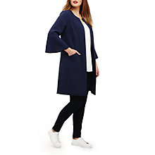 Buy Studio 8 Lucy Jacket, Navy Blue Online at johnlewis.com