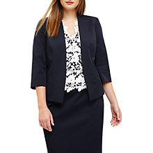 Buy Studio 8 Judith Jacket, Navy Blue Online at johnlewis.com