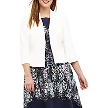 Buy Studio 8 Louise Jacket, Ivory Online at johnlewis.com