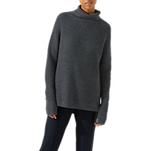 Buy Jigsaw Roll Neck Raglan Jumper Online at johnlewis.com