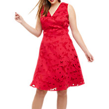 Buy Studio 8 Julia Dress, Red Online at johnlewis.com