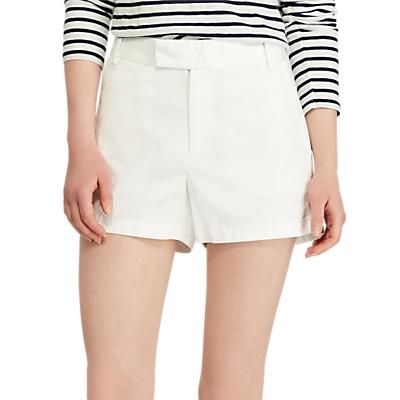 Lauren Ralph Lauren Arquette Shorts, White