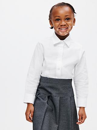 08eefdb0670 Girls' School Uniform | School Skirts, Dresses & Shirts | John Lewis ...