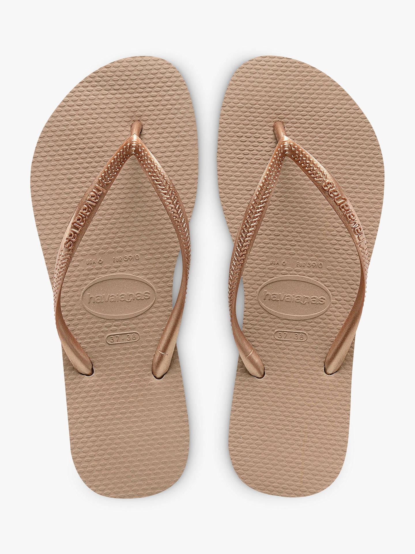 62d1bb3e7043 Havaianas Slim Flip Flops at John Lewis   Partners