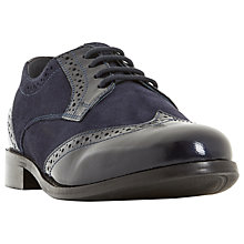 Buy Dune Foxxy Lace Up Brogues Online at johnlewis.com