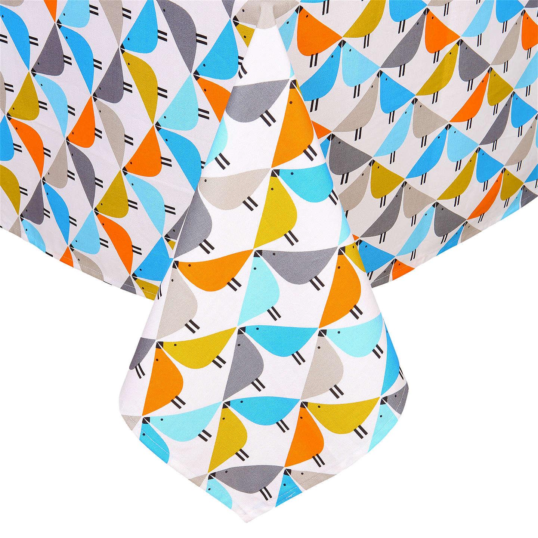 Delicieux BuyScion Lintu Birds Wipe Clean Tablecloth, L180 X W140cm Online At  Johnlewis.com