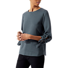 Buy Jigsaw Tie Cuff Sweatshirt Online at johnlewis.com