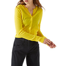 Buy Jigsaw Lydia Merino Wool Cardigan Online at johnlewis.com