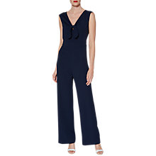 Buy Gina Bacconi Cleo Bow Detail Jumpsuit Online at johnlewis.com