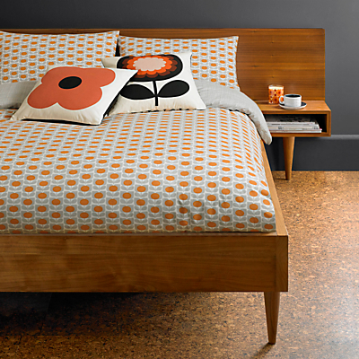 Orla Kiely Ditsy Cyclamen Bedding, Multi