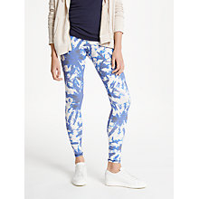 Buy Ana Heart Brooklyn Printed Leggings, Multi Online at johnlewis.com