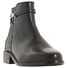 Buy Dune Peppy Block Heel Ankle Chelsea Boots Online at johnlewis.com