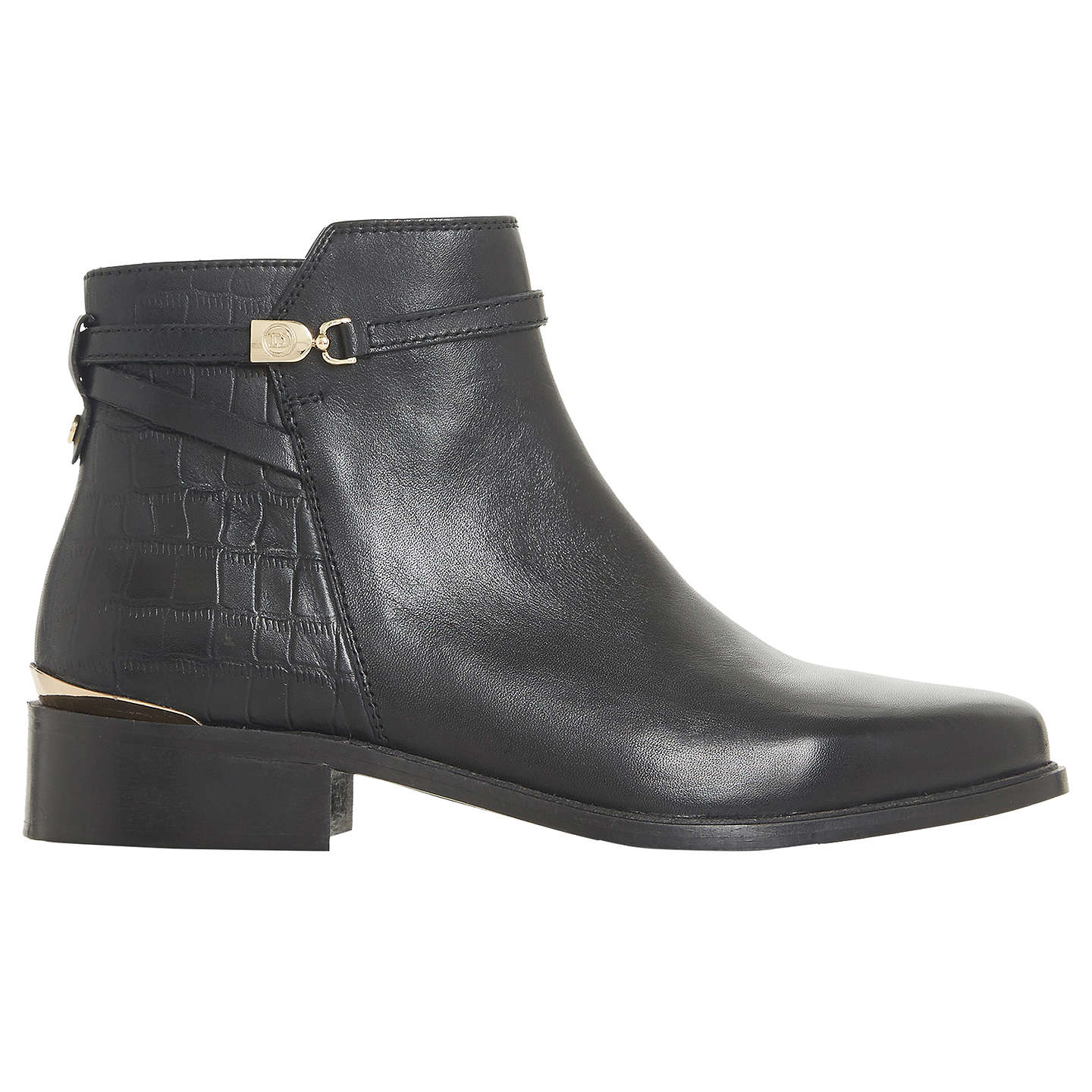 footlocker largest supplier online Black leather 'Peppy' ankle boots pay with paypal cheap online the cheapest cheap price 5cBVe6