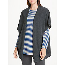 Buy Seasalt Esplanade Cape, Graphite Online at johnlewis.com