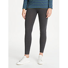 Buy Seasalt Sea-Legs Leggings, Charcoal Online at johnlewis.com
