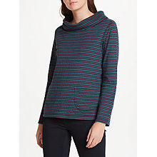 Buy Seasalt Heredia Reversible Top, Triple Raven Charm Online at johnlewis.com
