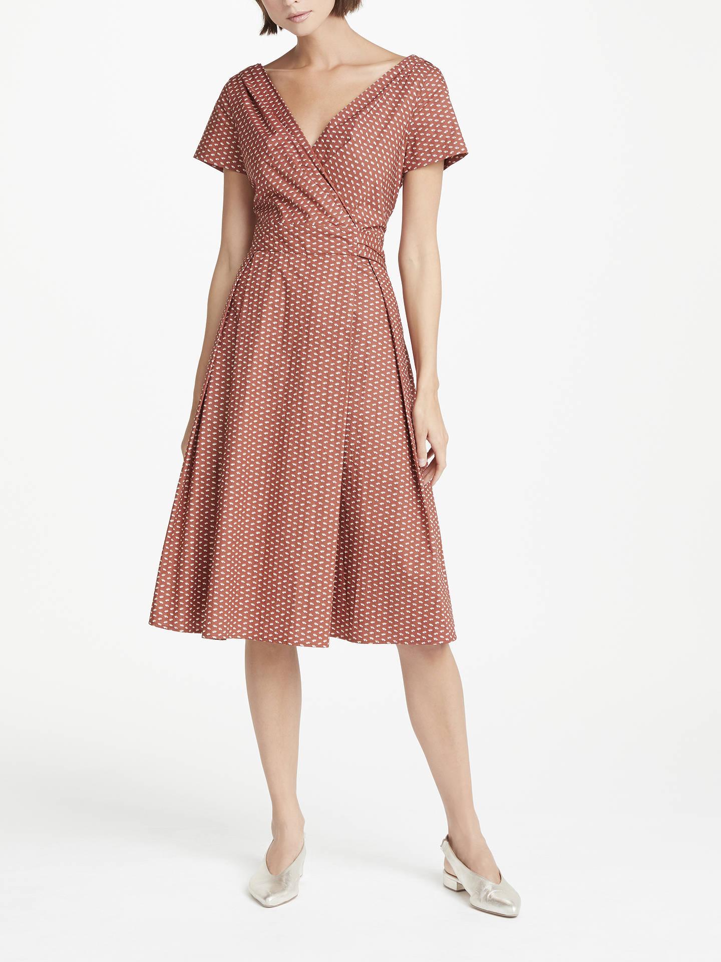 1889e8a43ed Buy Weekend MaxMara Eye Print Wrap Dress