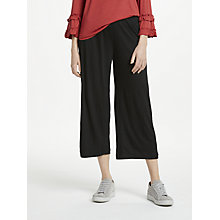 Buy Max Studio Wide Leg Textured Jersey Trousers Online at johnlewis.com
