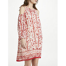 Buy Max Studio Cold Shoulder Printed Dress Online at johnlewis.com