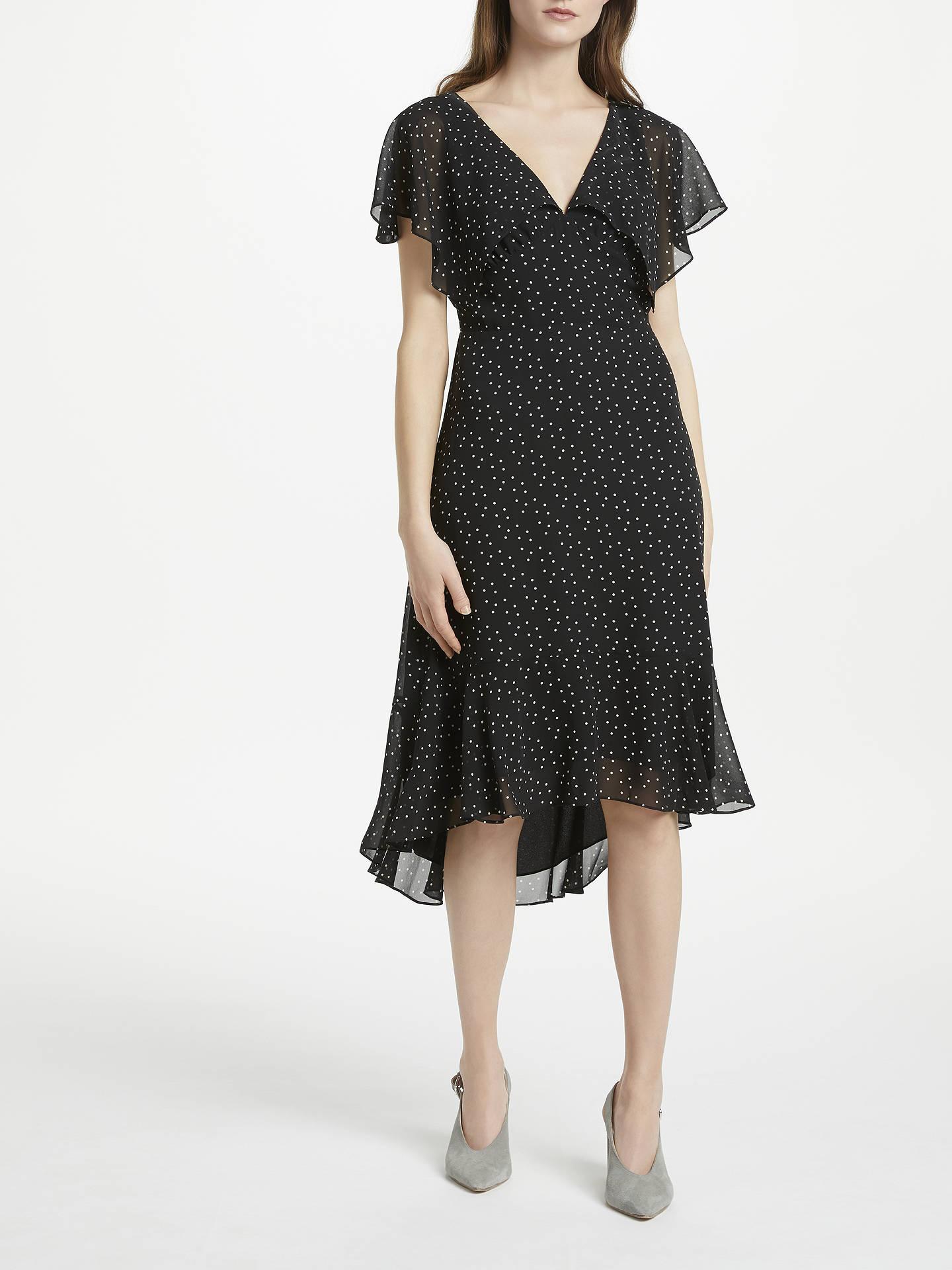 6834e1496cb2 Buy Max Studio Spot Print Georgette Dress