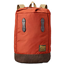 Buy Filson Ballistic Nylon Day Backpack Online at johnlewis.com