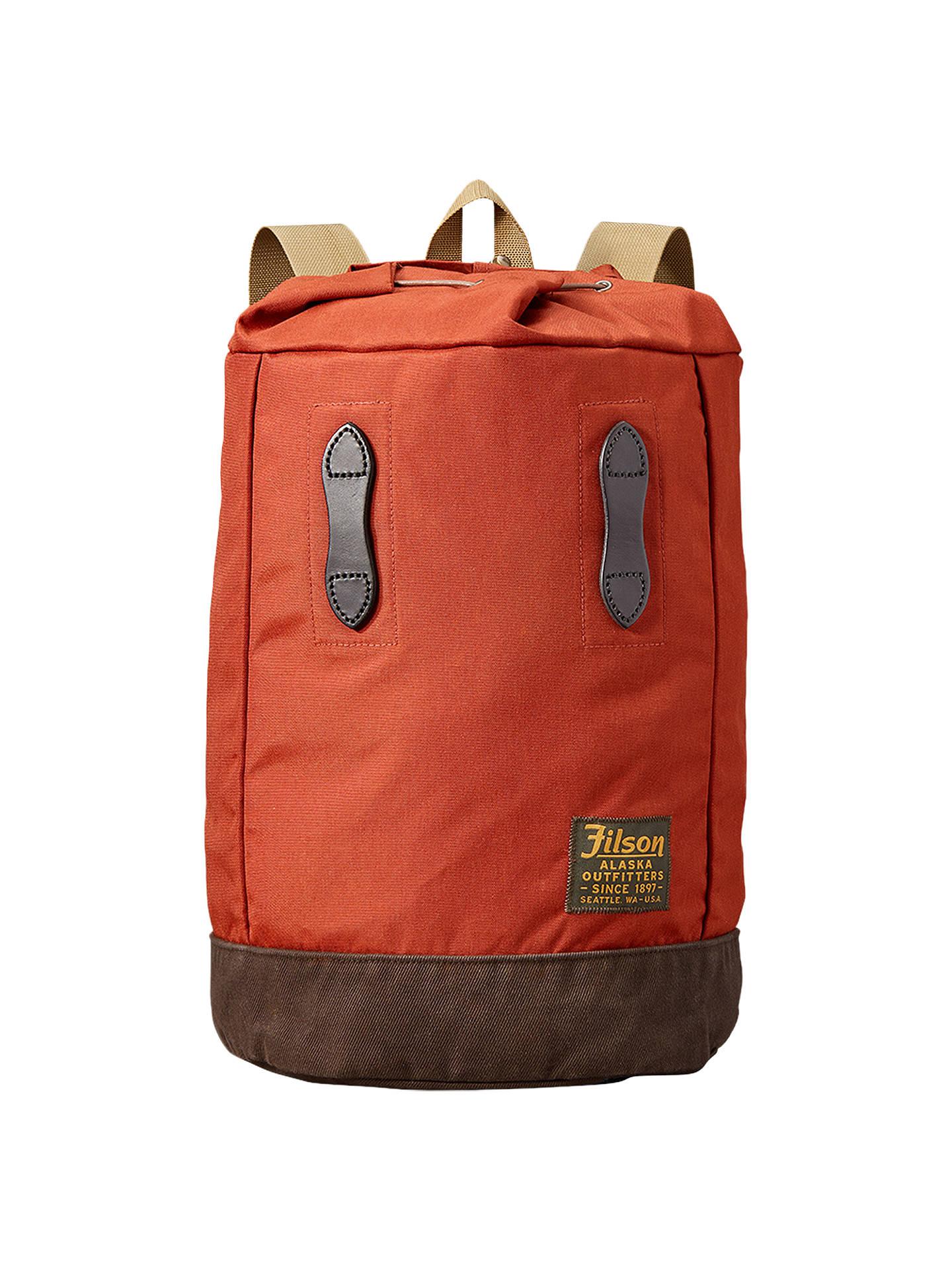 cc06d61e988c Filson Ballistic Nylon Day Backpack at John Lewis   Partners