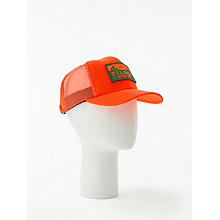 Buy Filson Mesh Back Cap, Orange Online at johnlewis.com