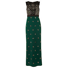 Buy Phase Eight Collection 8 Gabby Embellished Dress Online at johnlewis.com