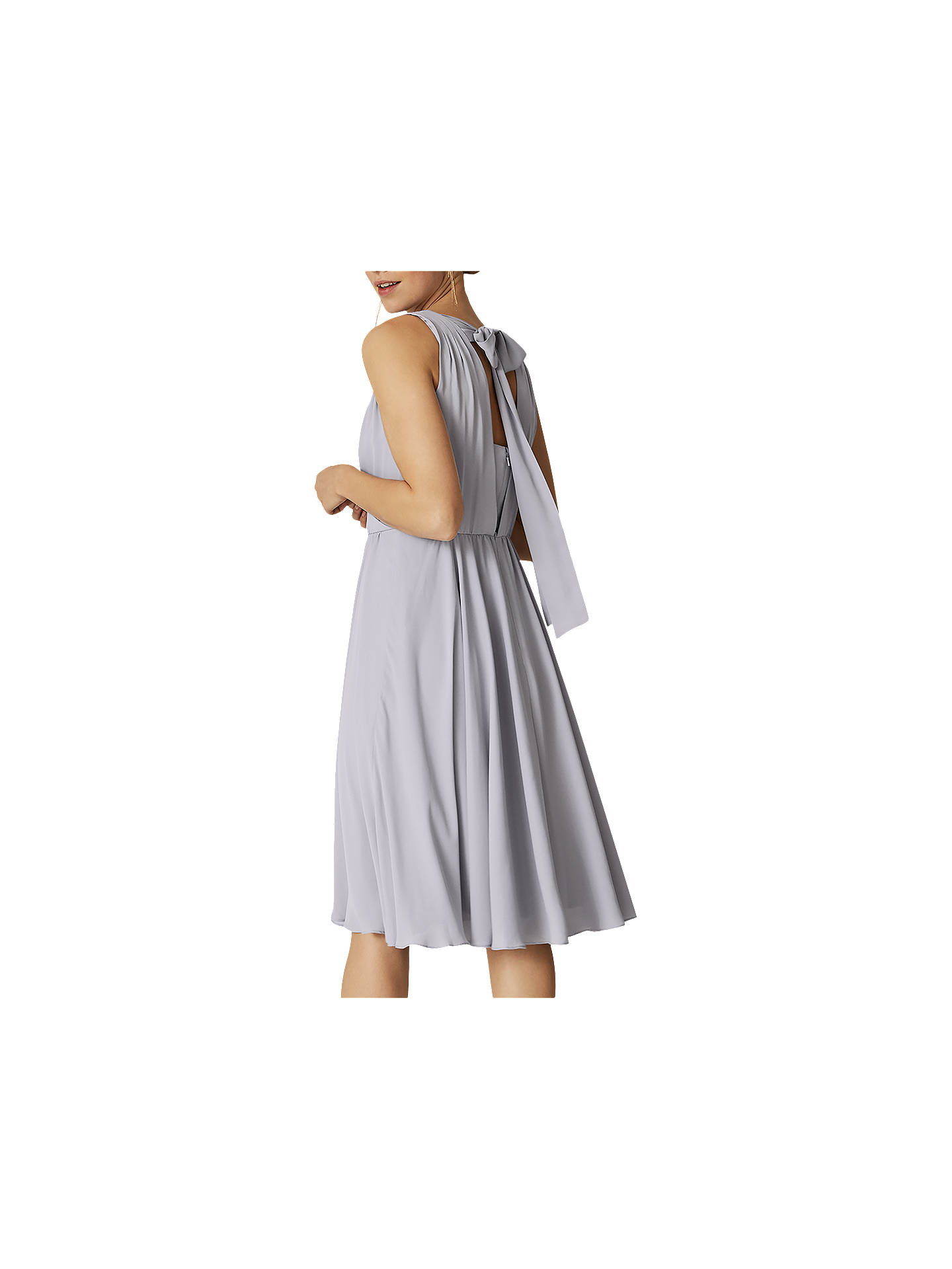 Buy Phase Eight Rosa Dress, Neutral, 14 Online at johnlewis.com