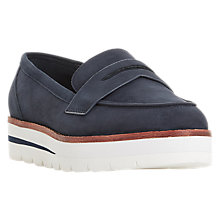 Buy Dune Gabryel Flatform Loafers Online at johnlewis.com